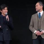 佐藤浩市・渡辺謙、被災地・福島への思いを語る 『Fukushima 50』ワールドプレミア