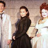 長谷川京子「ここからは自分の世界」 演出家から「まだまだ安心するなよ」