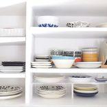 みんなの【無印】収納♡シンプルアイテムで食器をスッキリおしゃれにお片付け♪