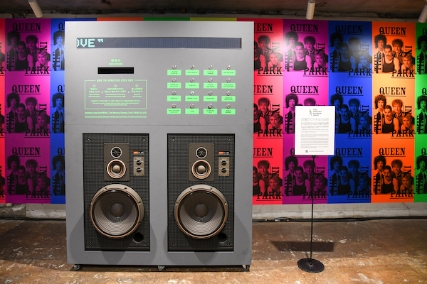 《JEWELS − Donation Juke Box》