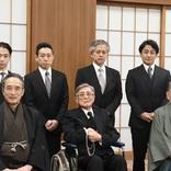 十三世片岡仁左衛門二十七回忌法要レポート~『二月大歌舞伎』を控え一門が参列