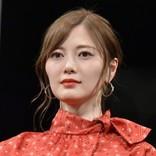 白石麻衣、乃木坂46卒業のきっかけは出演映画「つながるものあった」