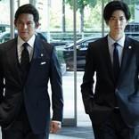 織田裕二×中島裕翔『SUITS/スーツ』続編決定 月9史上最長話数で4月スタート