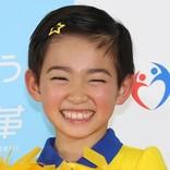 きらりちゃん9歳、改革目標は「時間を無駄にしない」松木安太郎を圧倒