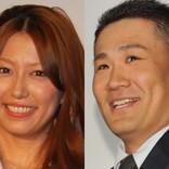 里田まい&マー君夫婦、さんまと3ショット 「ステキ」「最高です」と反響