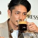玉木宏さんほどコーヒーが似合う格好いい大人はいるのか