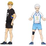 アニメ『ハイキュー!! TO THE TOP』のオリジナルステッカーがもらえるキャンペーンがアニメイトで開催