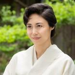 松嶋菜々子、テレビ東京ドラマ初出演 吉田茂を支えた元芸者に
