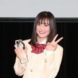 """""""日本一制服が似合う少女""""に三原羽衣さん「大好きなランウェイを歩けて楽しかった」"""