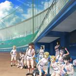 TVアニメ『球詠』、新越谷高校野球部全員集合の新キービジュアルを公開