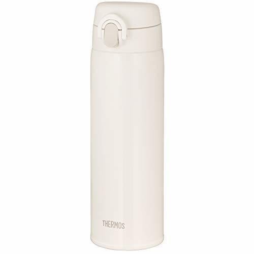【Amazon.co.jp 限定】サーモス 水筒 真空断熱ケータイマグ 0.5L アルペンホワイト 500ml JOF-500 AWH