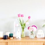 春が来る頃に飾りたい!お部屋の雰囲気を明るくしてくれるお花のある暮らし