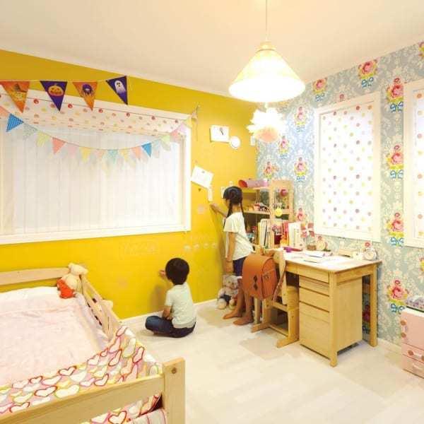 女の子向け子供部屋インテリア&収納《小学生》4