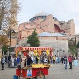 世界遺産のスルタンアフメット広場の絶景を堪能!テラス席があるイスタンブールのカフェ「グランデ・カフェ」