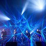 FlowBack、アニメのエンディング曲&セカオワ「スターライトパレード」などライブ披露