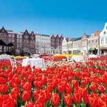 ハウステンボスに新エリア「光のファンタジアシティ」が誕生! 春限定イベントも開催