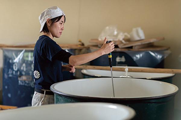 菊の司酒造
