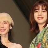 中谷美紀、写真家役で池田エライザ撮影「本当にかわいいなと思いながら…」