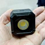わずか56グラム! ポケットサイズの撮影ライト『LUME CUBE AIR』が便利!! 1台あると何かと役立つ
