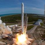 SpaceXのファルコン9が「ライドシェア」募集。ライドをシェアするのは人間じゃないよ
