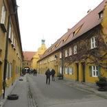 旧市街全体がパワースポット!?アウグスブルクでフッガー家の福祉住宅を現地ルポ【ドイツ】