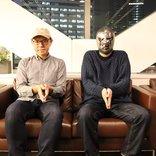 安達寛高(乙一)&漫画家・崇山祟が語る『シライサン』「コミック版はB級ホラーを意識」「映画『回路』の様な怖さを表現したかった」