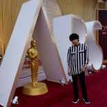 中島健人 ハリウッドに到着、レッドカーペットを歩き「いつか自分もここを歩きたい」