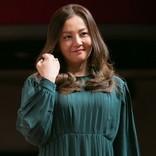 華原朋美「ある方と出会って運命が変わった」芸能界を目指す少女らへエール