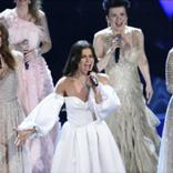 松たか子、アカデミー賞日本人初熱唱 歌曲賞逃すも「日本の皆さんの力」でオンステージ