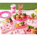 【東京ディズニーリゾート(R)】春らしいピンクグッズが登場♪パークの人気フードがモチーフに!