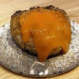 【魅惑グルメ】居酒屋で食べる卵黄焼おにぎりがシメとして最高にオイシイ / ろばた 結