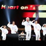 DA PUMP、今度は「つり革ダンス」!全国ツアーで新曲初披露、YORIも復活
