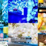 プラレールフォトや公園遊具で知られるフォトグラファー木藤富士夫、本屋B&Bで写真展開催