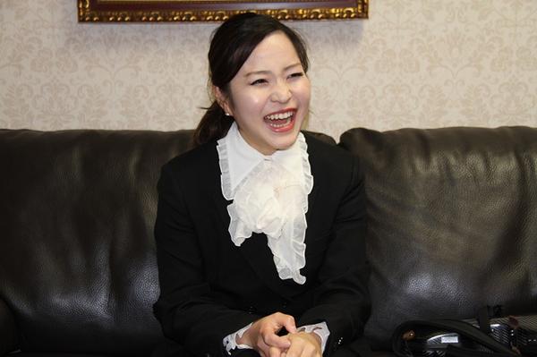 ベテランに見られますが、まだ若いですよ! (C)H.isojima