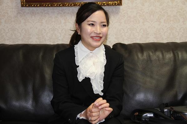ヴァイオリン界が栄えるように尽力したいです! (C)H.isojima