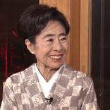 中村玉緒、勝新太郎さんに「何の恨みもない」 スキャンダルの裏側を語る