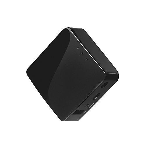 GL.iNet GL-AR300M 無線LAN vpnトラベルルーター Openwrtインストール 中継器ブリッジ 11n/g/b 高性能300Mbps 128MB Nand フラッシュ OpenVPN/WireGuardクライアント/サーバー 日本語界面