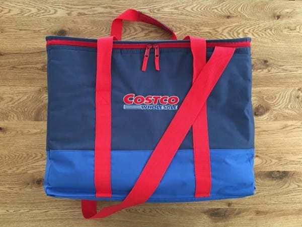 まずはこれを購入して!コストコ保冷バッグ