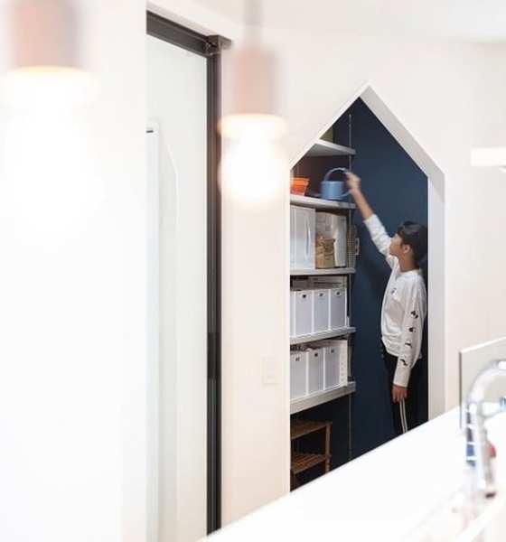 暮らしやすい住まいの工夫:キッチン3