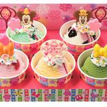 【サーティワンアイスクリーム】から「ミッキー&ミニー/ひなだんかざり」アイスが新登場!