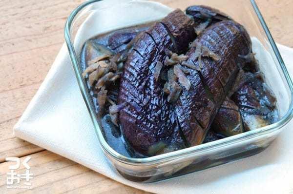 ハンバーグの献立に簡単な副菜レシピ《煮物》5