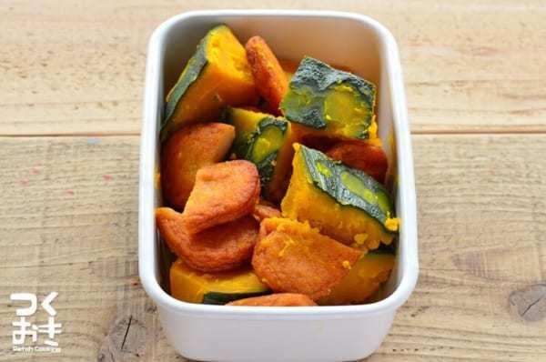ハンバーグの献立に簡単な副菜レシピ《煮物》6