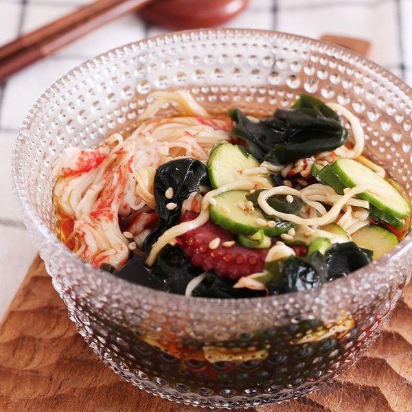 ハンバーグの献立に簡単な副菜レシピ《和え》5