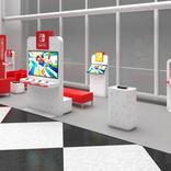 フライト時間過ぎちゃうかも! 任天堂がアメリカの空港にラウンジ設置