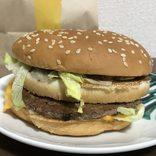 """『ビッグマック』を""""ひと言""""で食べやすくする方法 最高すぎる…"""