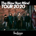 Suchmos、ツアー各地ゲストの楽曲をメンバーがセレクトしたプレイリスト&コメントを公開