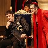 阿部寛がスキャンダラスな王に挑む 彩の国シェイクスピア・シリーズ第35弾 『ヘンリー八世』初日が開幕