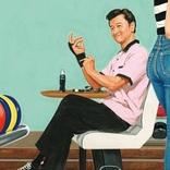 桑田佳祐が旗振り役の「KUWATA CUP 2020」 公式アンバサダーにナイツが就任 「悲しきプロボウラー」発売記念にボウリング漫才を公開