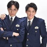 中島健人&平野紫耀、W主演に喜び「本当に感謝」「うれしさでいっぱい」