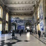 """""""世界一美しい駅""""ってどこにある? 思わず見惚れる壁画を堪能"""